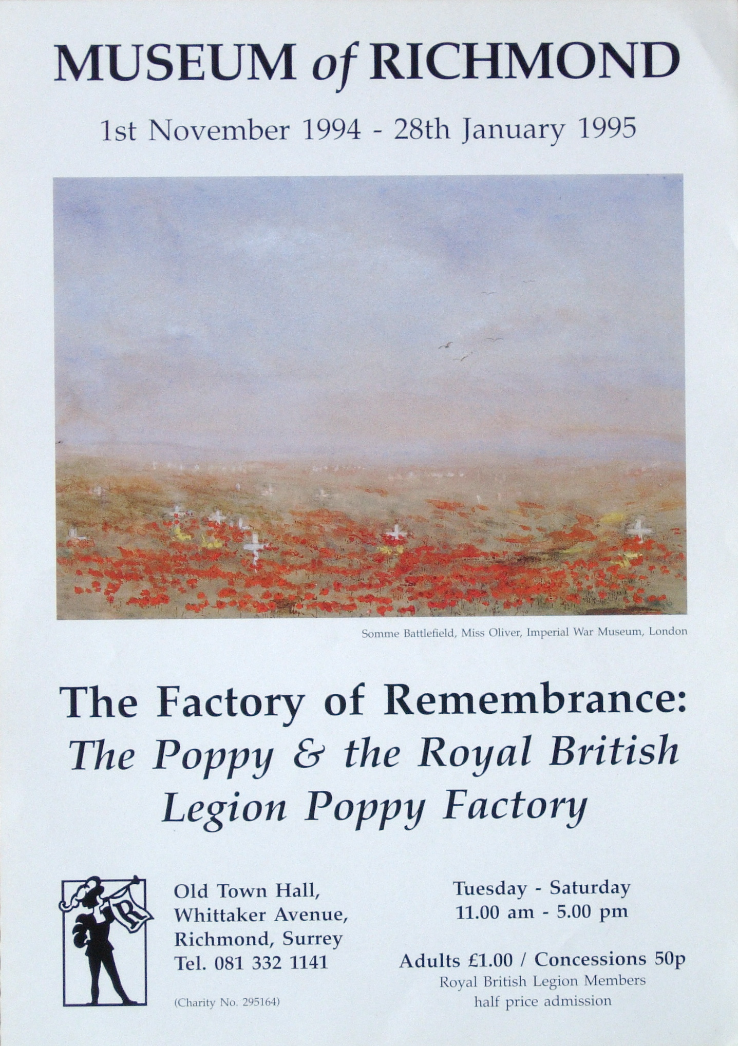 1994-95 The Factory of Remembrance