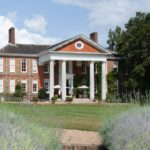 Trumpeter's House on the site of Richmond Palace is where the Museum holds an annual Garden Party to raise funds by kind permission of Baroness van Dedem